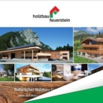 Broschüre Holzbau Feuerstein
